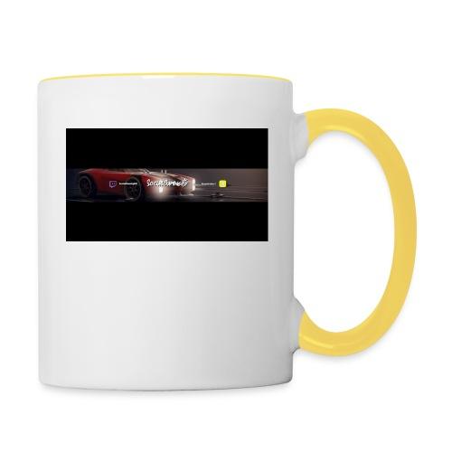 Newer merch - Contrasting Mug