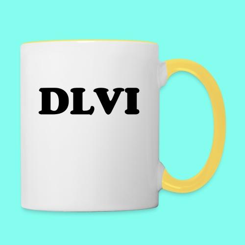 DLVI accessoires - Contrasting Mug
