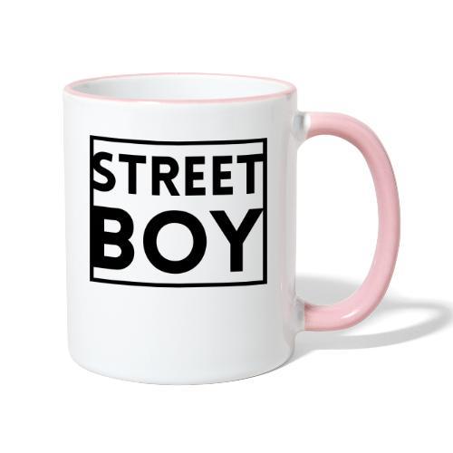 street boy - Mug contrasté