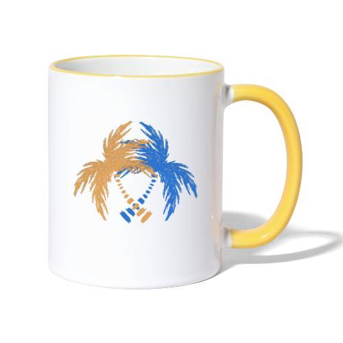 264 logo - Contrasting Mug