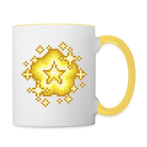 Étoile du prestige - Mug contrasté