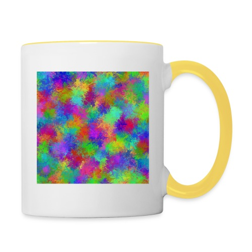 Colored - Tasse zweifarbig