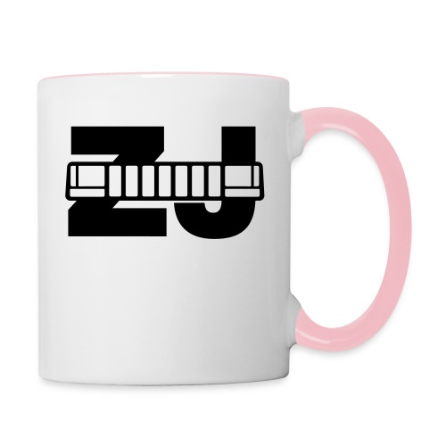 Jeep ZJ grill - Contrasting Mug