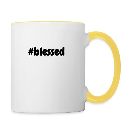 blessed - Kaksivärinen muki