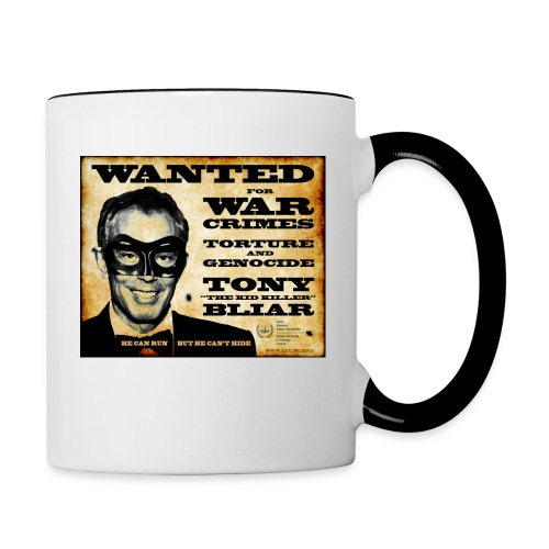 Wanted - Contrasting Mug