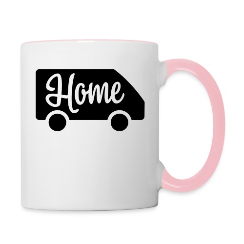 Home in a van - Autonaut.com - Contrasting Mug