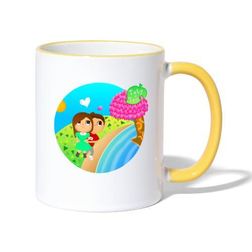Animal Crossing [VECTOR] - Tazze bicolor