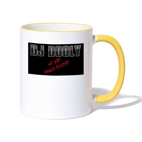 Dooly 01 - Tasse zweifarbig