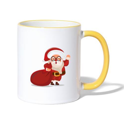 Christmas 02 - Mug contrasté