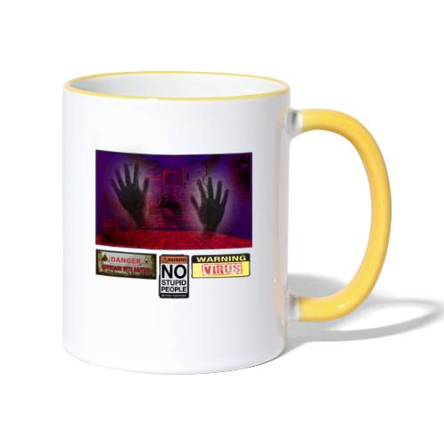 Locked In - Contrasting Mug