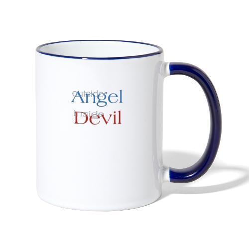 Angelo o Diavolo? - Tazze bicolor