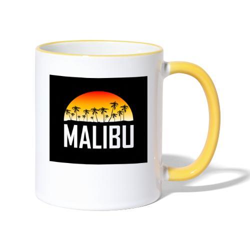 Malibu Nights - Contrasting Mug