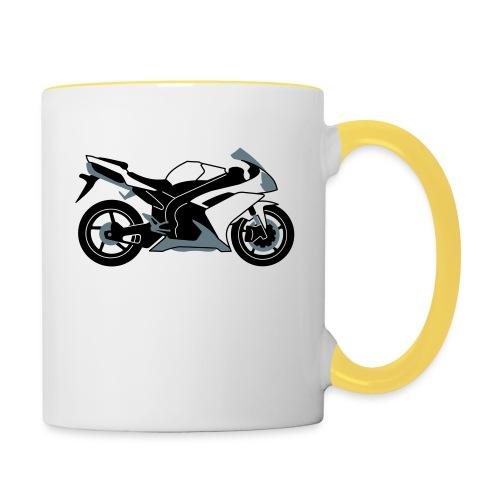 R1 07-on V2 - Contrasting Mug