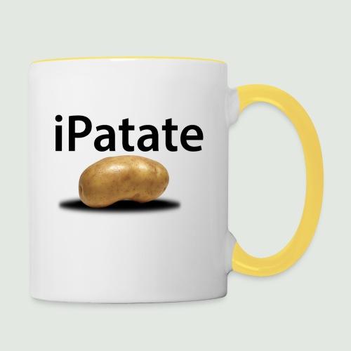 iPatate - Mug contrasté