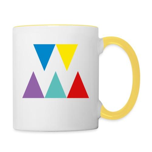 Logo We are les filles - Mug contrasté