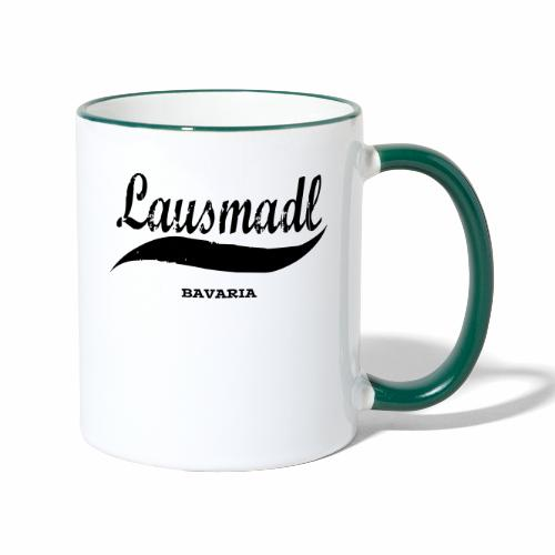 LAUSMADL BAVARIA - Tasse zweifarbig