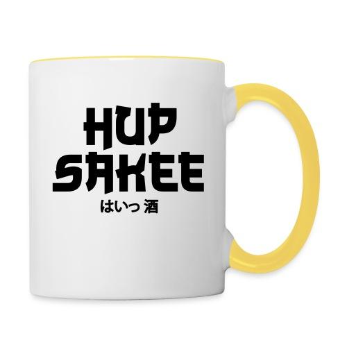 Hup Sakee - Mok tweekleurig