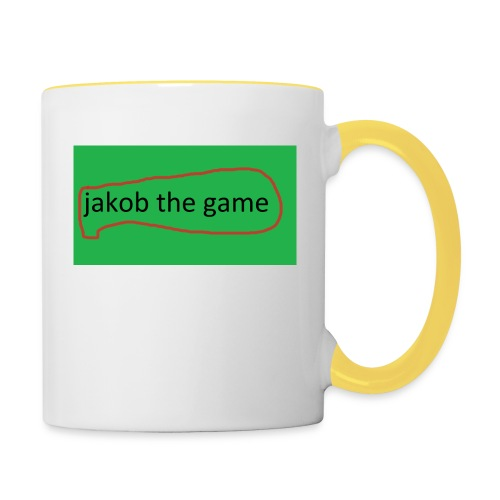 jakob the game - Tofarvet krus