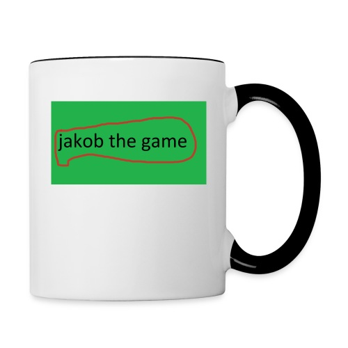 jakob the game - Tofarvet krus