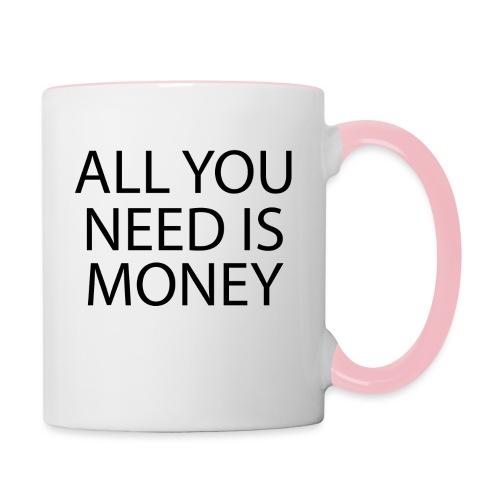 All you need is Money - Tofarget kopp