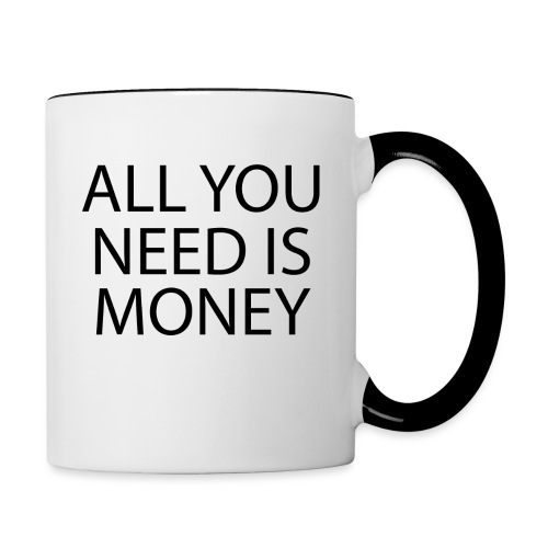 All you need is Money - Tofarget kopp