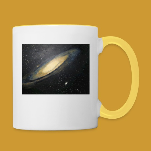 Andromeda - Mark Noble Art - Contrasting Mug