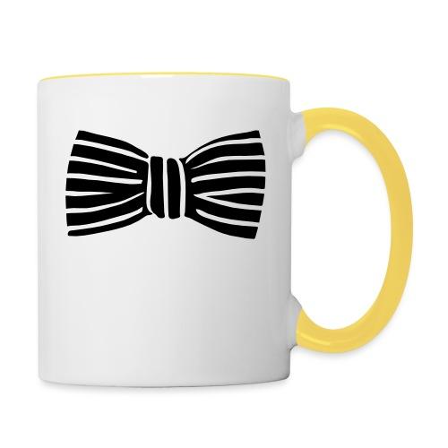 bow_tie - Contrasting Mug