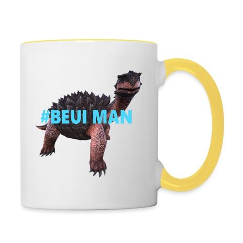 #Beuiman - Tasse zweifarbig