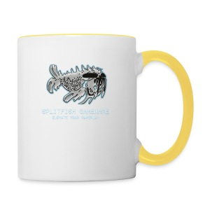 SplitFish Gameware Collection - Tasse zweifarbig