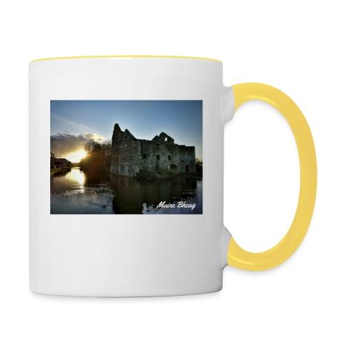 Rudkin's Mill, Bagenalstown - Contrasting Mug