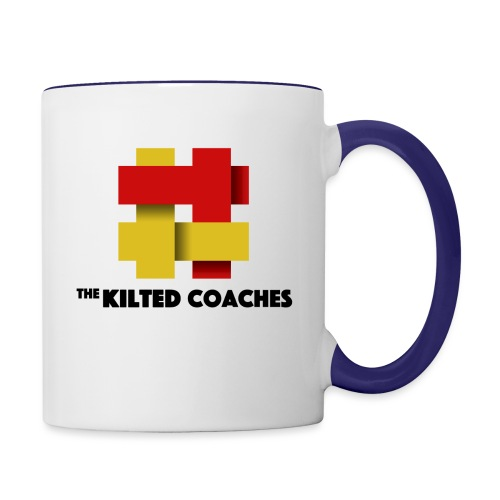 Kilted Coaches - Contrasting Mug