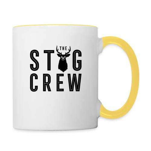 THE STAG CREW - Contrasting Mug