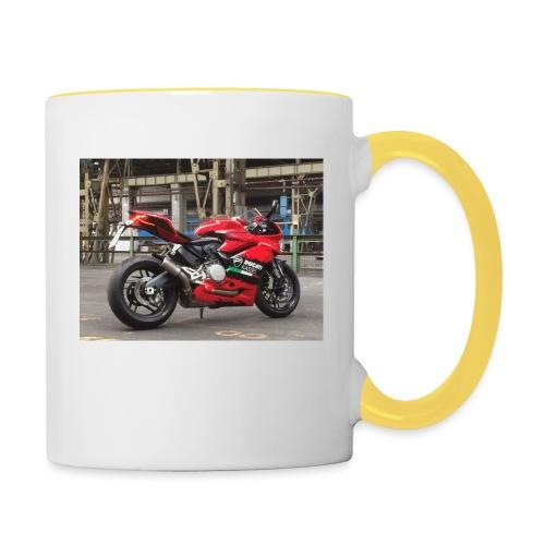 Panigale 959 Race - Tasse zweifarbig