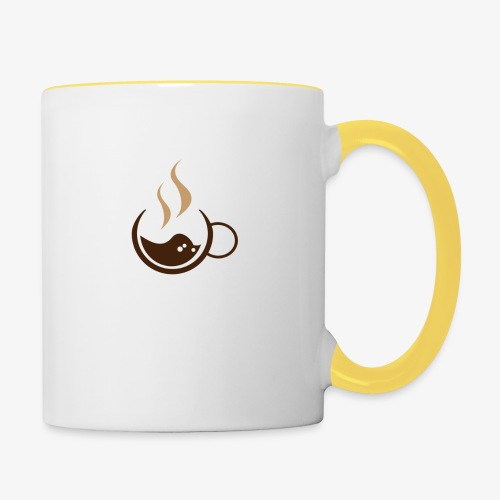 Pose Café - Mug contrasté