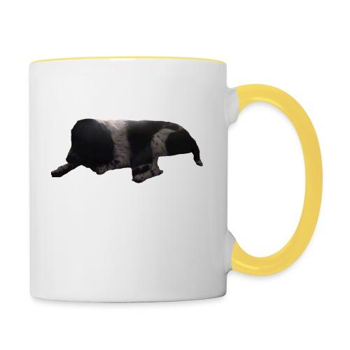 barnaby merch - Contrasting Mug