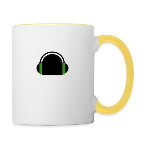 Game On - Contrasting Mug