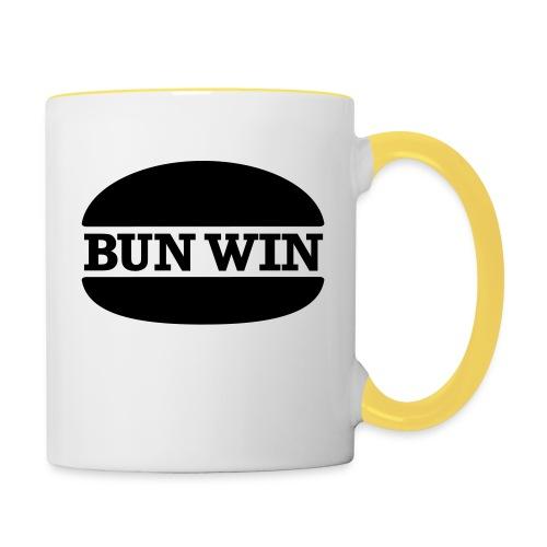 bunwinblack - Contrasting Mug
