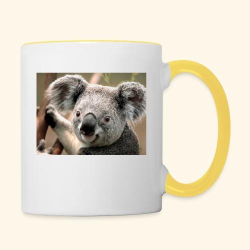 Koala - Tasse zweifarbig