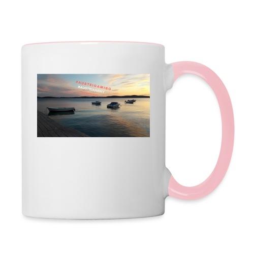 Merch - Tasse zweifarbig