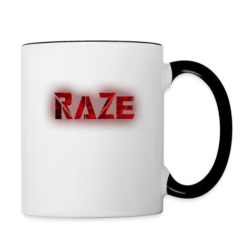 RaZe Logo - Contrasting Mug
