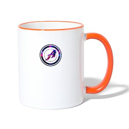 Limited Edition Logo - Tasse zweifarbig