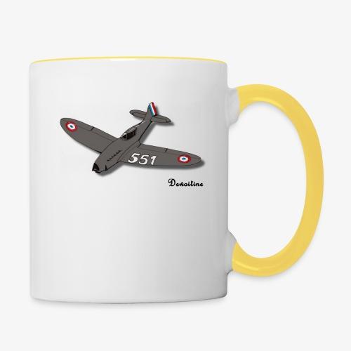D551 - Mug contrasté