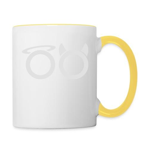 hvit svg - Contrasting Mug