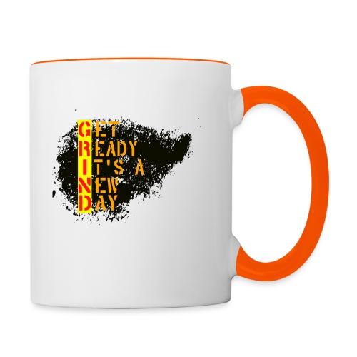 New Fresh Day - Mug contrasté