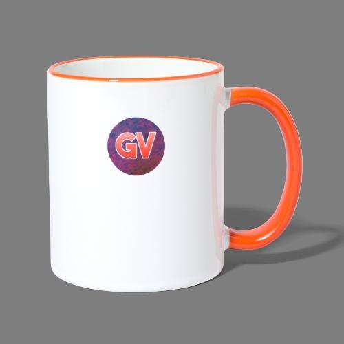 GV 2.0 - Mok tweekleurig