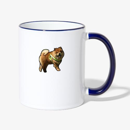 Bear - Contrasting Mug