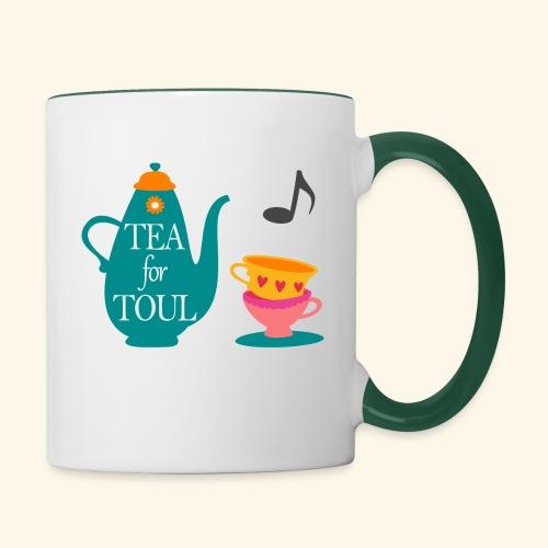 Tea for Toul - Mug contrasté