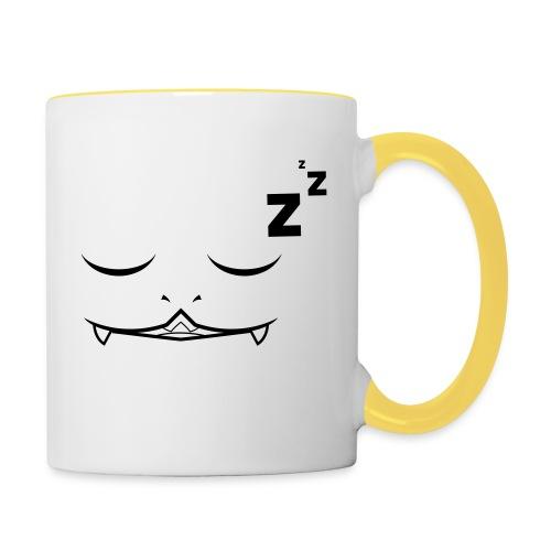 Sleepy Porynaz - Contrasting Mug