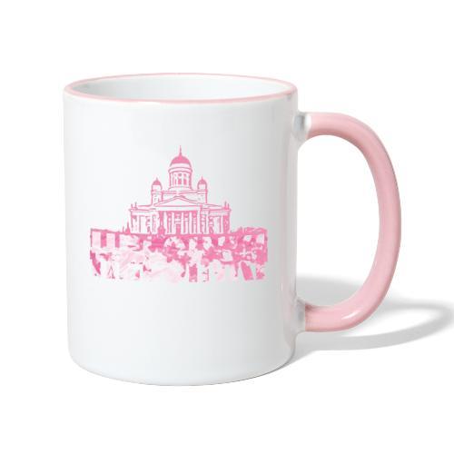 Helsinki Cathedral - Contrasting Mug