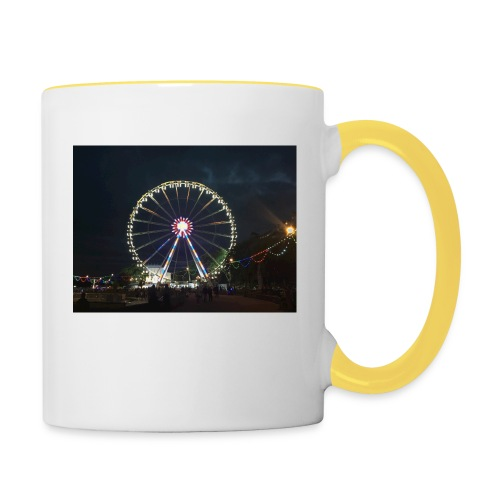 Torquay - Contrasting Mug